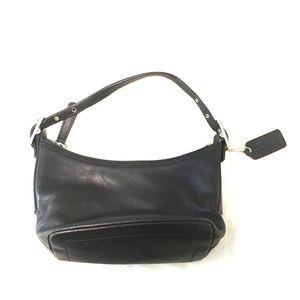Coach—Mini Leather Purse